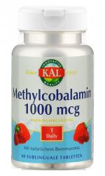 Methylcobalamin (B 12) 1000 mcg, 60 SL