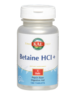 Betain HCl Complex 250 mg, 100 Tabletten