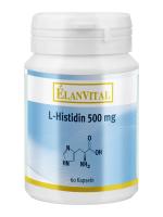 L-Histidin 500 mg, 60 VegiCaps
