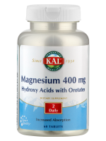 Magnesium Citrat 400 mg, 60 Tabletten