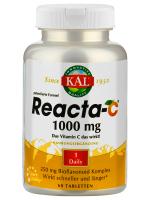 Reacta-C 1000 mg mit Bioflavonoiden, 60 Tabletten